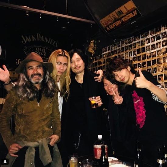 FireShot Capture 571 - 片山 勇 sur Instagram_ 昨夜 新宿LOFTで「第_ - https___www.instagram.com_p_Bp8bsHJgO3c_